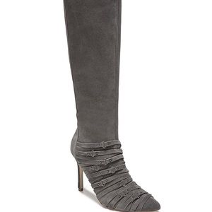 Fergie Boots - Adley tall boots size 6.5 gray